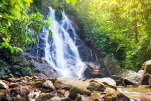 Sai Rung Waterfall -03